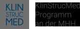 MHH KlinStrucMed-Programm Logo